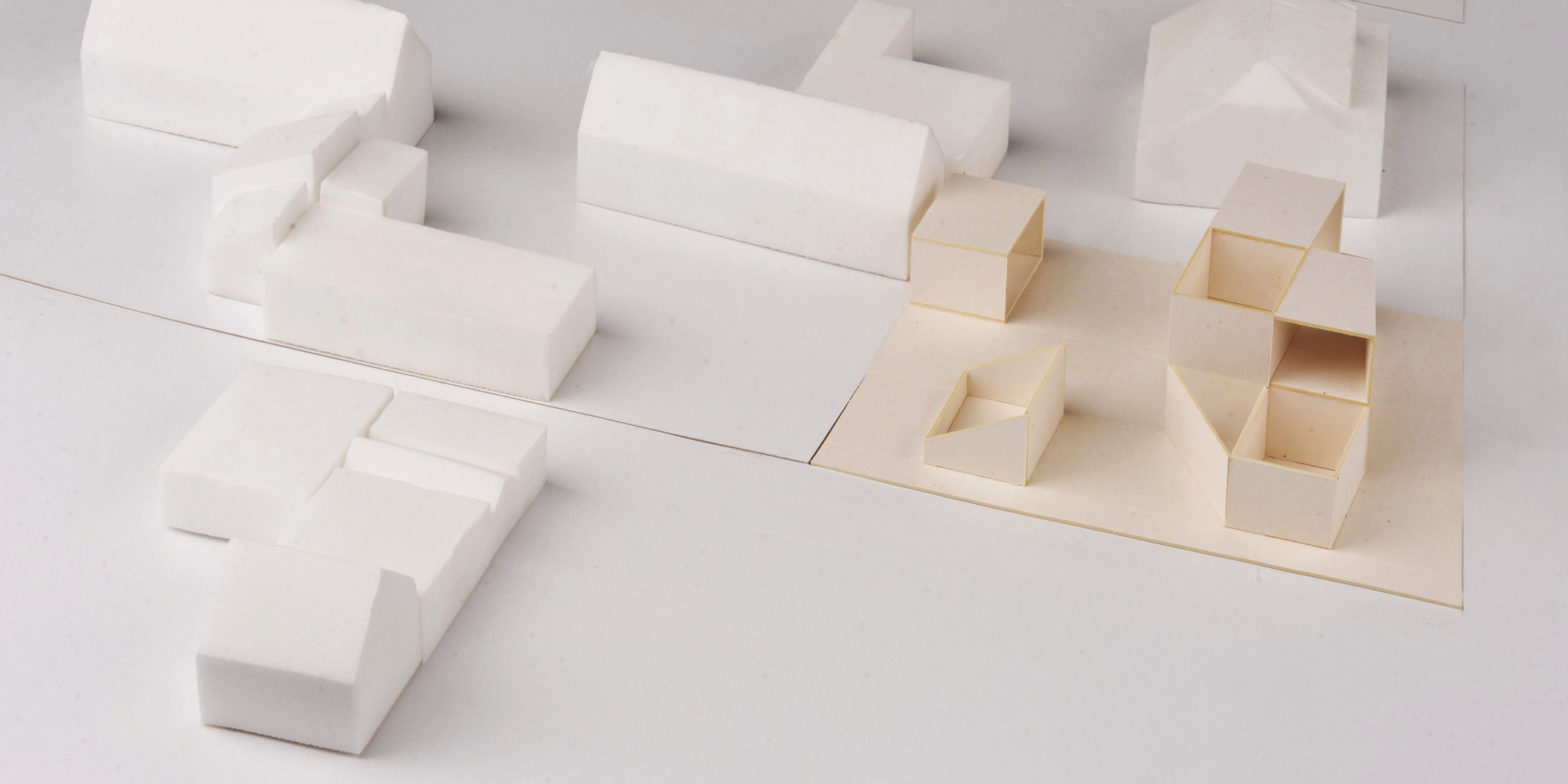 Prague House Concept Model